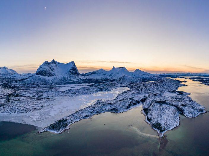 Tysfjord, Norwegen