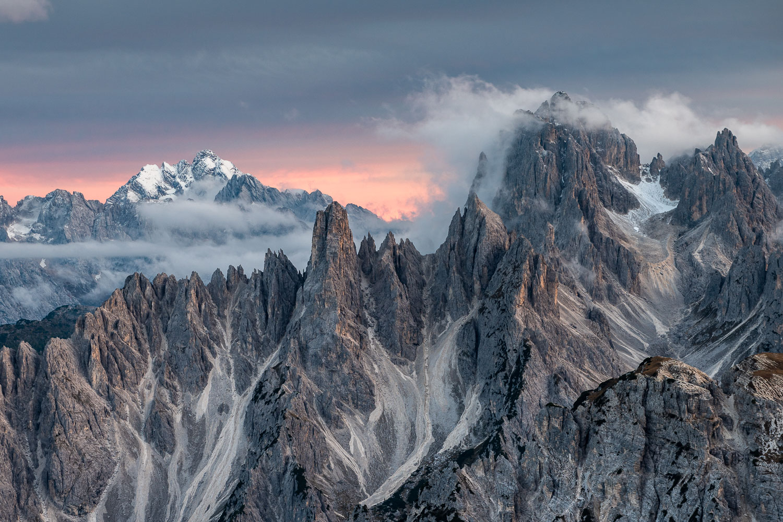 Gipfel der Dolomiten, Fotoworkshop