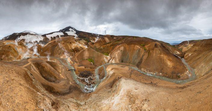 Kerlingarfjöll Geothermalgebiet, Island