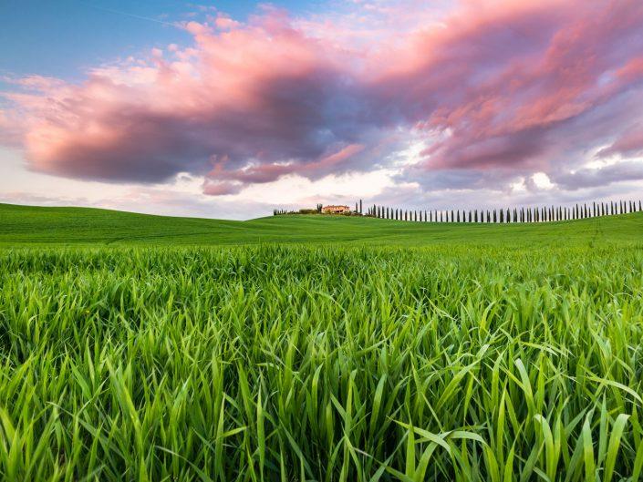 Landschaftsfotografie Toskana