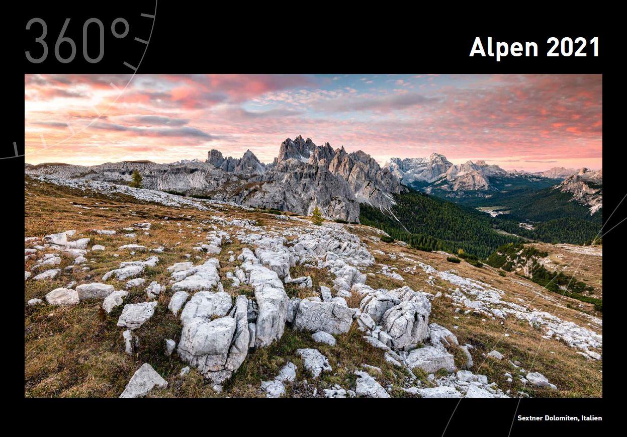 Alpenkalender